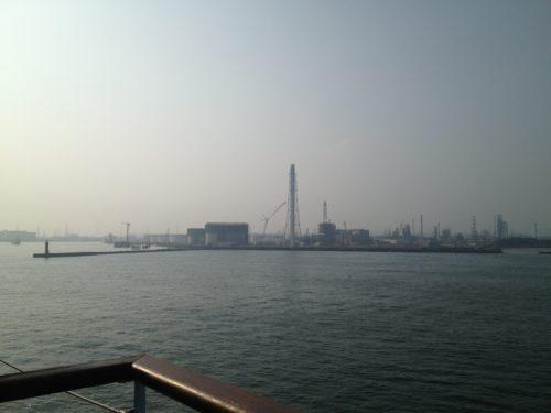 太平洋フェリーいしかり仙台港