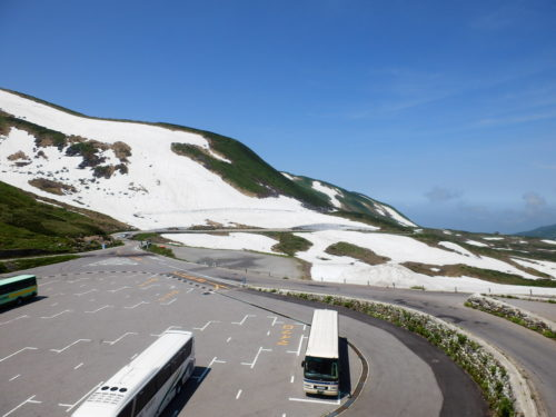 立山バスターミナル