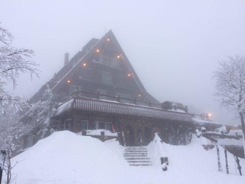 蔵王温泉スキー場三五郎小屋