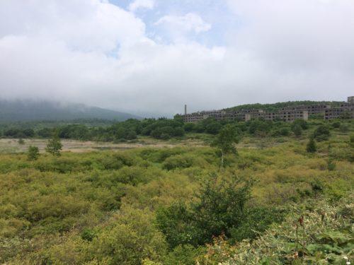 八幡平松尾鉱山