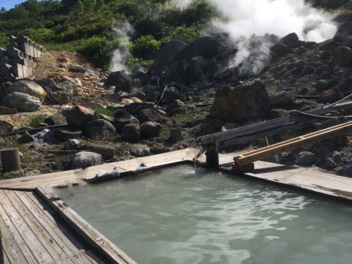 八幡平ふけの湯温泉露天風呂