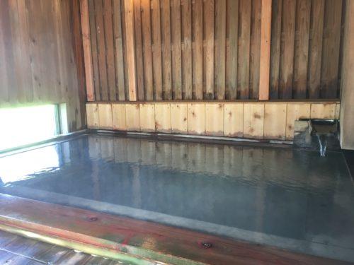 八幡平ふけの湯温泉内湯