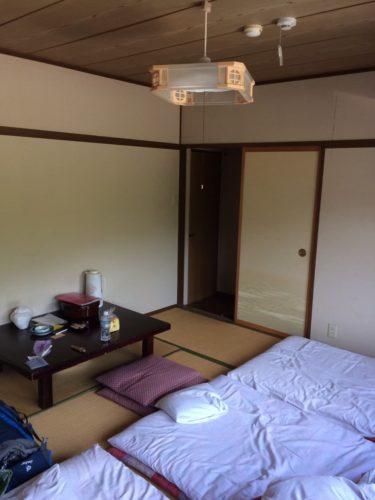 八幡平藤七温泉部屋