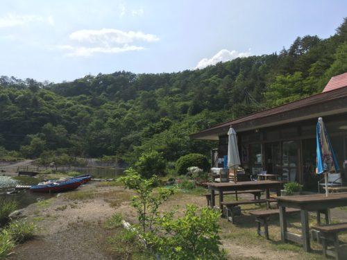 鳴子潟沼レストハウス