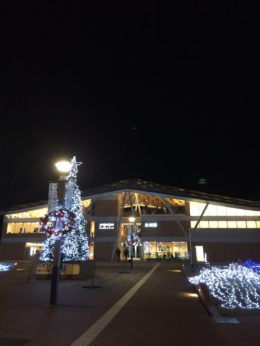 女川町シーパルピアクリスマス