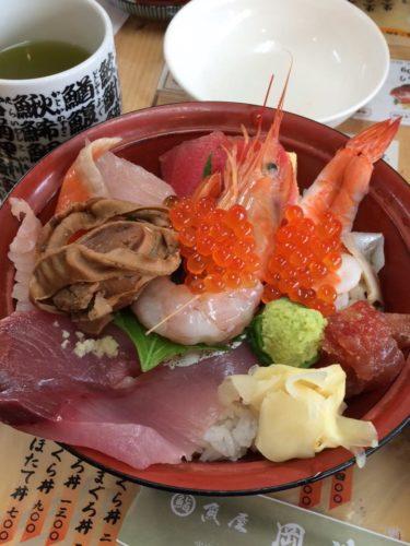 女川町・女川丼