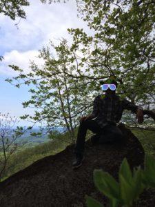 泉ヶ岳表コース