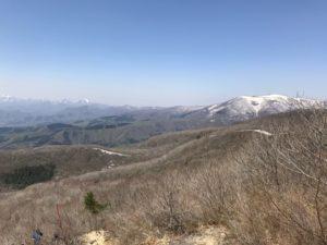 泉ヶ岳展望