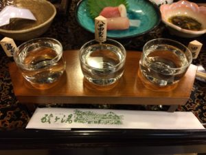 酸ヶ湯温泉日本酒