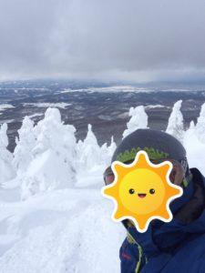 八甲田ダイレクトコース樹氷