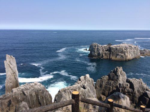 気仙沼岩井崎の海