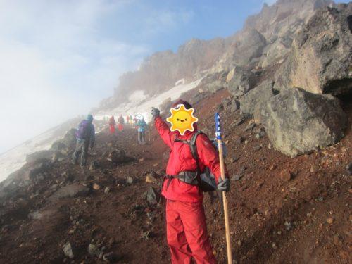 富士山お鉢巡り2