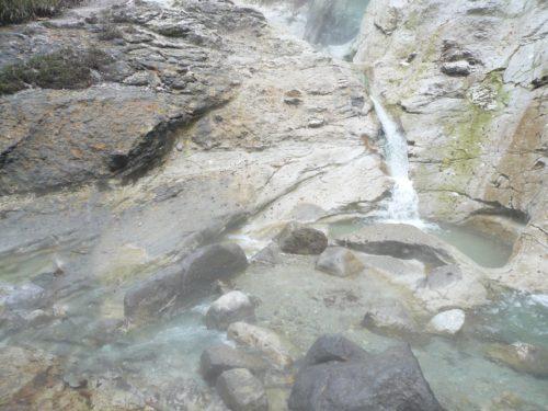 川原毛大滝