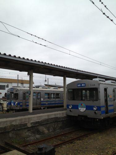 JR黒石駅