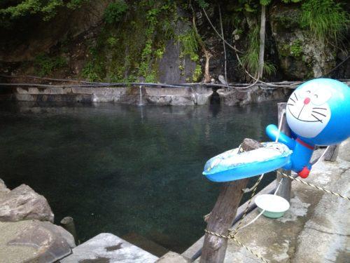 奥鬼怒温泉郷八丁の湯温泉プール