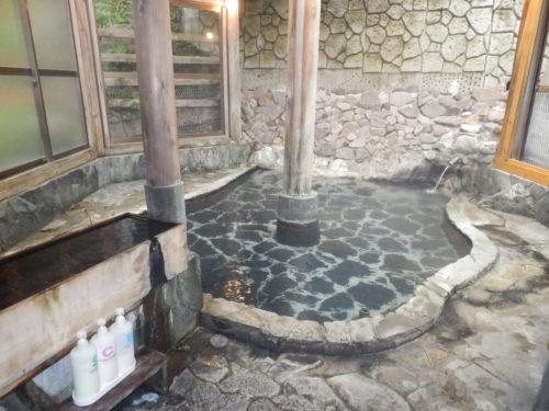 奥鬼怒温泉郷八丁の湯内湯