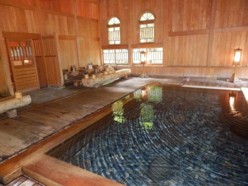 法師温泉玉城の湯