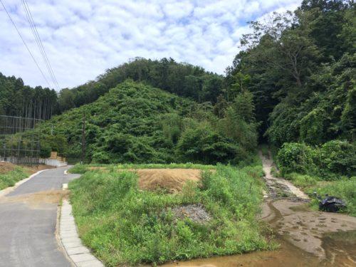 嵯峨渓遊歩道入口
