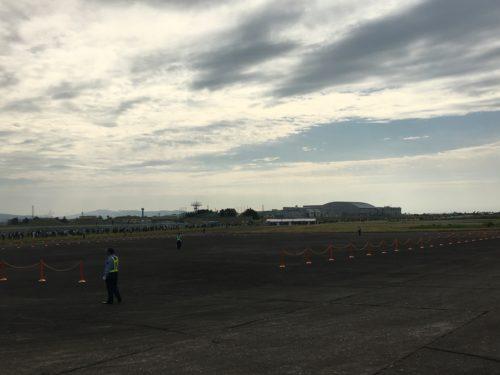 松島基地エントランス