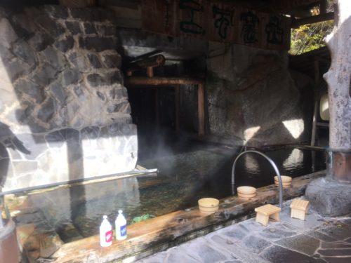 奥土湯川上温泉洞窟3