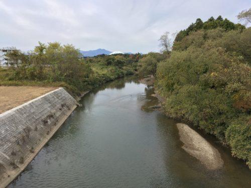 七北田公園上流