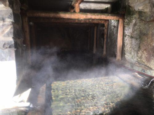奥土湯川上温泉洞窟2