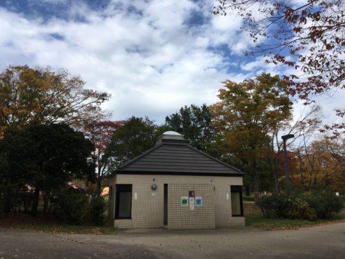 七北田公園トイレ